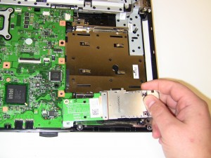 Dell inspiron 1545 | dc power jack / usb io circuit board.