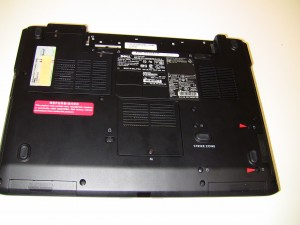 Dell Inspiron 1520 1521 Pp22l Hard Drive Removal And Installation