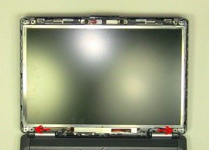 Dell Inspiron1420 Vostro 1400 PP26L LCD Screen Removal
