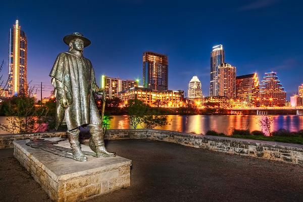 Austin Texas Tech City market research
