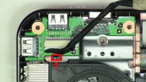 dell inspiron 15r m501r n5010 m5010 repair manual diy dell inspiron 15r n5010 m501r m5010 vga usb circuit board removal and installation