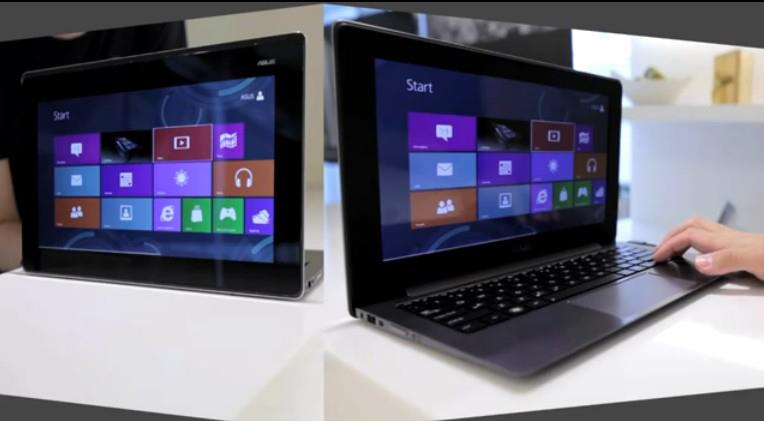 Dual Display Laptops – Seeing Double with Asus Taichi & Lenovo