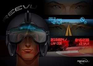"World's First ""I"" EYE Integrated Intelligent Helmet Invention"
