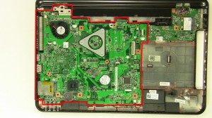 Refurbished Dell Inspiron 15r N5110 Motherboard G8rw1