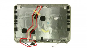 Remove the LCD cable.