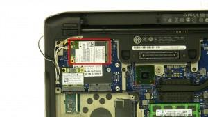 Dell Latitude E6220 Wireless Wifi Cards Installation
