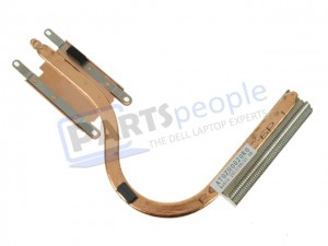 Remove the 4 - M2 x 3mm heatsink screws.