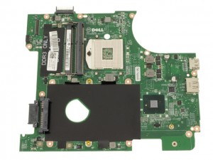 The remaining piece is the motherboard.