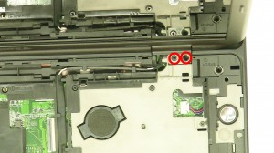 Remove the LCD Display Assembly.