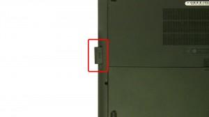 Press in & remove the SD card.