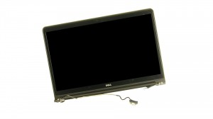 Carefully open the laptop & remove the LCD Display Assembly.