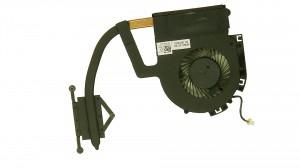 Remove the heatsink fan.