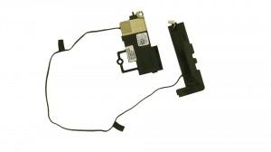 Unplug the speaker cable.