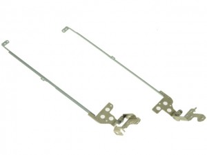 Remove the left & right hinge rail screws.