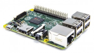 RaspberryPiParallel2x2