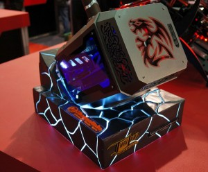 spoiler alert this hammer of thor pc case is cooler than