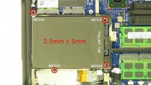 Dell Latitude E6220 Hard Drive Caddy Removal And Installation