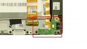 Remove the USB circuit board & cable.