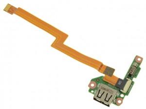Unplug the USB circuit board cable.