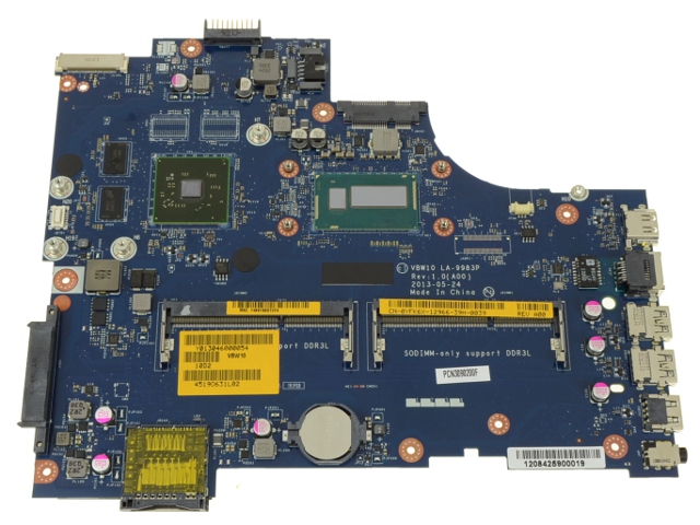 Inspiron 17R (5721) Motherboard