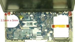 Dell Latitude E7440 LED POST Codes Diagnostic Indicators