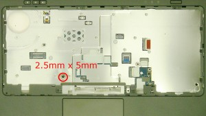Dell Latitude E7440 Palmrest Touchpad Removal and Installation