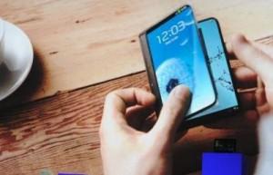 SamsungFoldableSmartphone