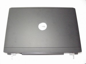 DY710 DY710 White Grade A Dell Inspiron 1720//1721 17 LCD Back Top Cover Lid Assembly