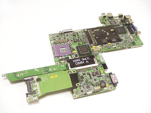 Inspiron 1721 Motherboard