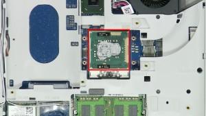 Remove the CPU Processor.