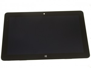 The remaining piece is the Complete LCD Touchscreen Assembly.