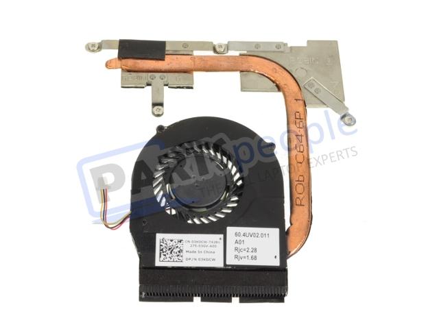 Inspiron 14z-5423 (P35G-001) Heatsink / Fan