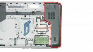 Remove the CPU Access Door.