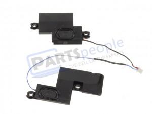Remove the 4 - M2 x 2mm Wafer speaker screws.