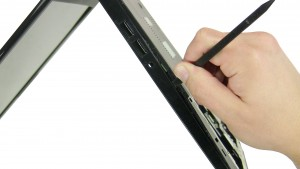 Carefully unsnap & remove the Palmrest Touchpad.