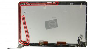 Remove the LCD Camera Cable.