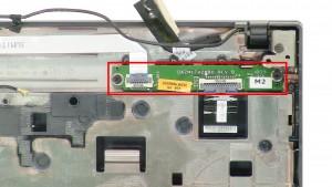 Remove the Media Button Circuit Board.