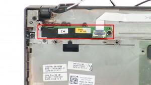 Remove the Power Button Circuit Board.