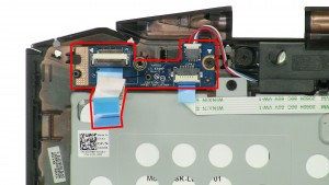 Remove the Indicator Lights Circuit Board.