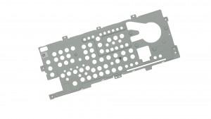 Remove the 8 - M2 x 3mm keyboard bracket screws.