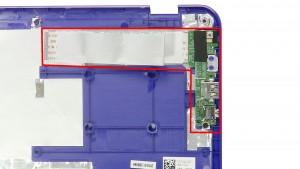 Remove the USB Audio Circuit Board.