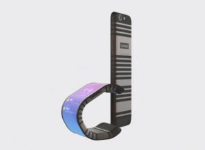 LenovoCPlusSmartphoneBendableScreen