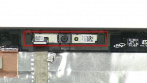 Remove the LCD Webcamera.