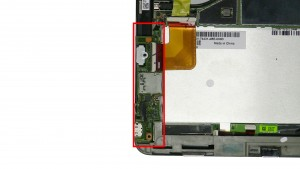 Remove the HDMI / Power Input Circuit Board.