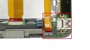 Remove the USB Circuit Board.
