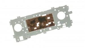 Remove the 8 - M2.5 x 4mm bracket screws.