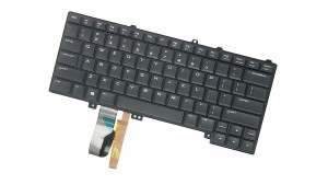 Remove the 2 - M2 x 3mm keyboard screws.