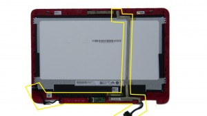 Remove LCD Cable.