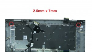 Unscrew and remove LCD Display Assembly (2 x