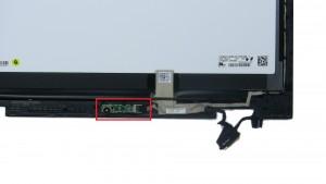 Disconnect LCD Sensor Board.
